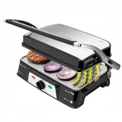 Cecotec elektrisk grill Rock´nGrill 1500 Take&Clean
